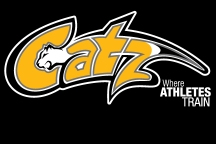 CATZ Logo WAT Black