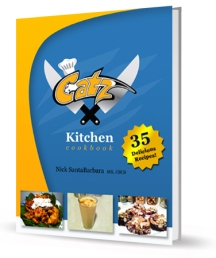 CATZ Kitchen Cookbook